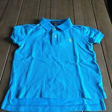 Bestickte Jungen-Poloshirts aus 100% Baumwolle