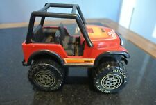 Vintage 1979 Buddy L Wrangler Willys Jeep Metal Toy Car