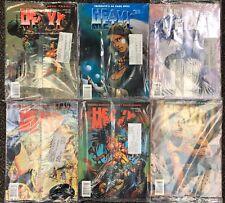 Heavy Metal Magazine 1997 Full Year