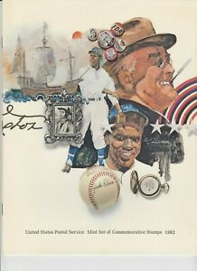 USA  Stamp Presentation and Year Packs