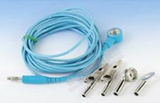 Grounding Cord ESD Anti Static Protection Universal Fittings 3.0 Metre