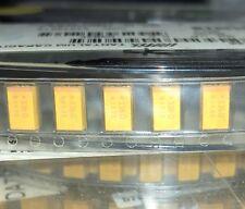 AVX TPSD336M020R Tantalum Capacitor 33uF 20V 20% 2917 LOW ESR SMD *NEW* Qty.10