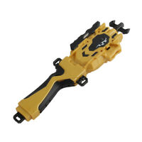 String Launcher Strike Launcher Plastic Spinning Top Grip Gyro Accs for Kids