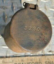 Original Rare Avery Steam Engine Prairie Tractor Cast Iron Oil Cup