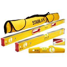 """Stabila 96M Magnetic Level Set Kit - 48"""" 24"""" Torpedo and Case"""