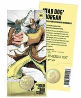 2019 $1 Australia/'s Wild Colonial Bushrangers /'M/' Melbourne Privymark Coin