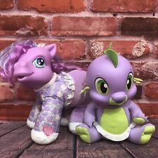 My Little Pony Baby Alive Spike the Baby Dragon Interactive Plush Toys Hasbro