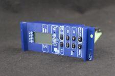 Buderus Modul M171 Schaltuhr für Ecomatic 3000 / HS 32004 3206 ect. Blau M 171