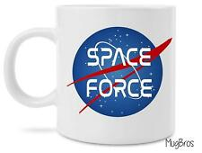 Funny Nasa Space Force Donald Trump Novelty Prank Gift 11 Ounce Coffee Mug