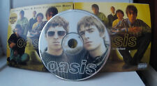 Oasis   Book  &  Interview  Disc   ( Interview  CD  +  120  Page  Colour  Book )