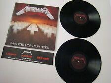Metallica – Master Of Puppets - 2 LP / vinyl