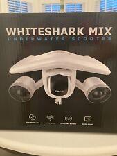 New listing Sublue Whiteshark Mix Underwater Scooter Aqua Blue - Brand New