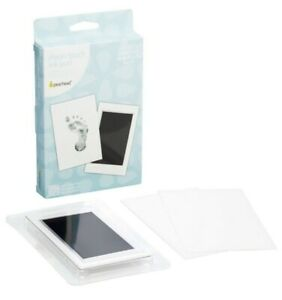 Newborn Baby Hand print Footprint Clean-Touch Ink Pad Black No Mess No touch