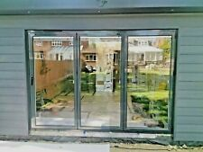 TOP SWISS STYLE Aluminium Bi Fold Door IN 3 Panel Glazed Glass 3000mm X 2100mm