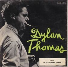 Reading In Country Sleep 7 : Dylan Thomas