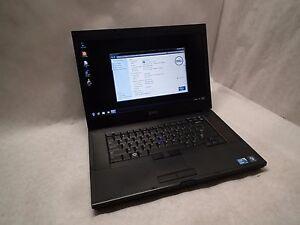 Dell Latitude E6410 Laptop i5 2.4GHZ - 160gb - 4GB DDR3 - Windows 10  - Ready!