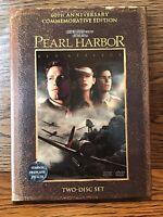 Pearl Harbour 60th Anniversary Commemorative Edition (DVD) Discs NM