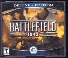 Battlefield 1942 Deluxe Edition PC Game (2003, 3 Disc) , USA edition