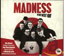 THE VERY BEST OF MADNESS - 2 CD BOX SET - NEW & SEALED