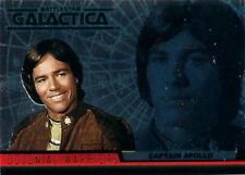 The Complete Battlestar Galactica Colonial Warrior CW4 Captain Apollo