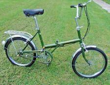 Vintage Raleigh Twenty Folding Bicycle ,3 speed ,#2