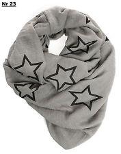 Markenlose Schals und Tücher