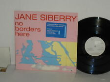 JANE SIBERRY No Borders Here 1984 LP Open Air The Waitress Dancing Class