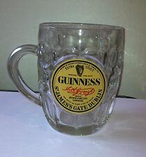 GUINNESS ST. JAMES'S GATE DUBLIN BEER GLASS STEIN MUG BREWERIANA