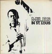 MILES DAVIS In Saint-Louis US LP VGM 003