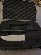 Fallkniven F1 PRO Survival Knife, Zytel Sheath & Laminate Cobalt Steel Blade NEW