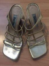 Bertie Wedge Sandals Size 37/4
