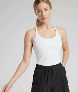 Athleta Renew Support Top Size Small