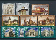 [348939] Romania 2008 good lot of stamps very fine Mnh