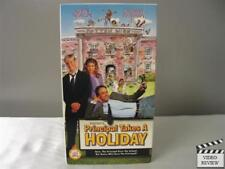 Principal Takes A Holiday (VHS, Disney) Kevin Nealon, Zachery Ty Bryan, Bill Nye