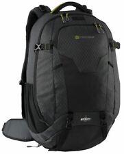 Caribee Unisex Intercity 50 Travel Backpack - Black