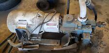 Daikin Piston Pump With Solenoid Vales And Toshiba Motor 3p 230460