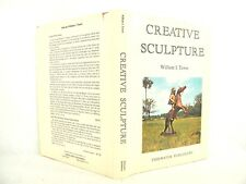 Creative Sculpture by William I. Tawes (1976, HC VG 'SIGNED'