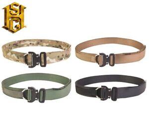 HSGI 31ID0 Cobra IDR Rigger's Belt (No Loop)-Multicam-Coyote-OD-Black-Gray