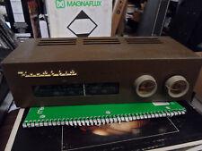 Vintage Heathkit Tube FM Tuner