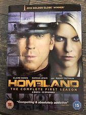Homeland - Series 1 - Complete (DVD, 2012)