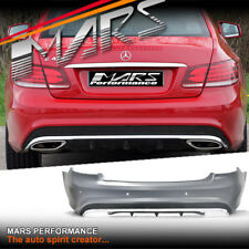 AMG Style Rear Bumper Bar for Mercedes-Benz E-Class Coupe W207 C207 13-16 update
