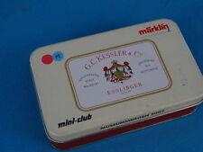 Marklin Museum Car Kessler 2002 in Tin Plate Box Z Mini club