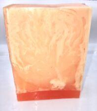 Peach Ginger Sangria Bar Soap - Handmade Body Soap