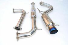 Invidia 00+ Mitsubishi Eclipse N1 Titanium Tip Cat-back Exhaust / HS00ME1GTT