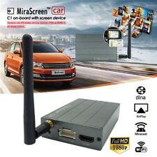 Car WiFi Display Mirror Link Box Adapter GPS HDMI MiraScreen DLNA Airplay ---