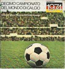 ALBETTO DECIMO CAMPIONATO DEL MONDO DI CALCIO GERMANIA 1974