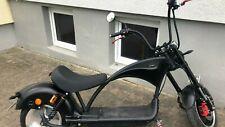 Elektroroller E-Scooter mit Straßenzulassung Chopper 2000 Watt 200 kg Traglast