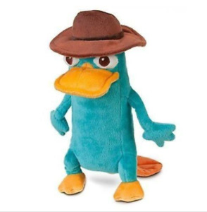 Phineas and Ferb Perry the Platypus plush 14'' (agent p)