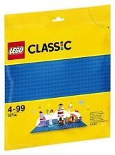 LEGO® Classic 10714 - Blaue Bauplatte, Kreatives Spielen