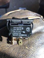 Carling 3 Position Rocker Switch Tungsten New